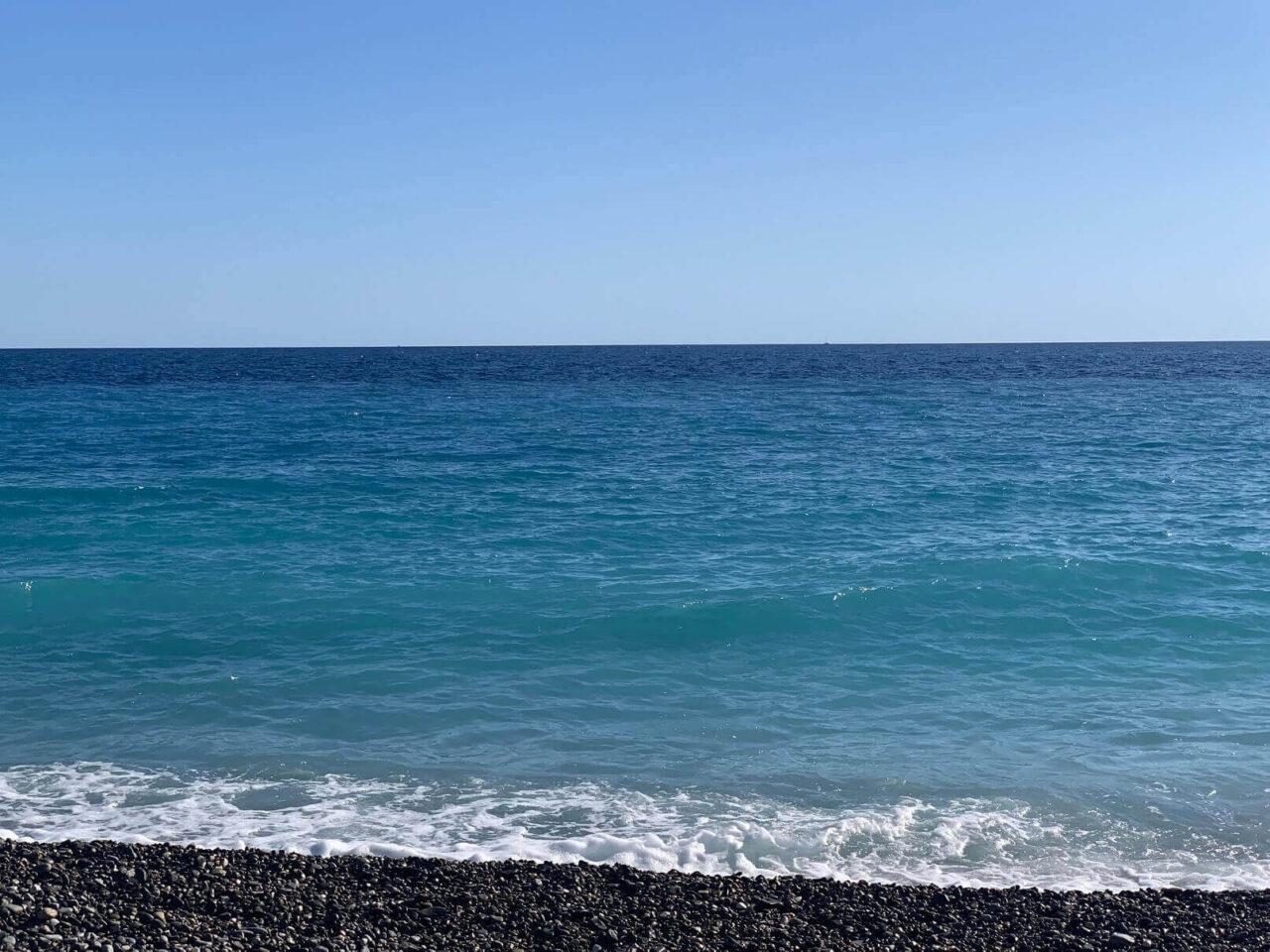 Blaues Meer